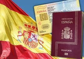 SOLICITUD DE NACIONALIDAD ESPAÑOLA PARA  HIJOS O NIETOS DE ESPAÑOLES DE ORIGEN